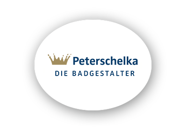 PETERSCHELKA - DIE BADGESTALTER